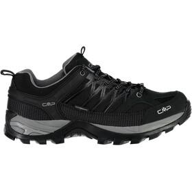 CMP Campagnolo Rigel Low WP Chaussures de trekking Homme, nero-grey